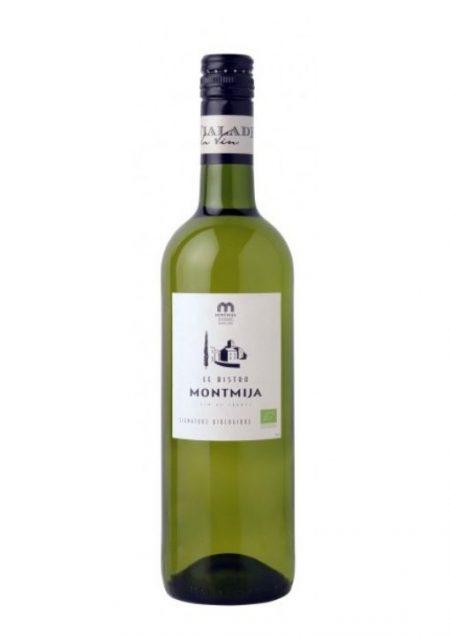 Montmija Le Bistro Blanc 75cl (biologisch)